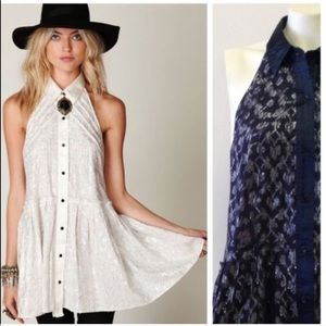 Free People New Romantics Tailored Dress